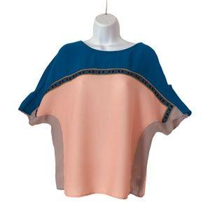 Vero Moda Classics Dolman Sleeve Blouse Women M